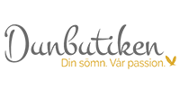 Dunbutikken logo