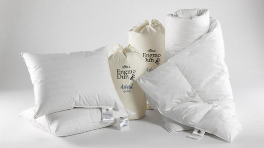 EngmoDun duvets and pillows