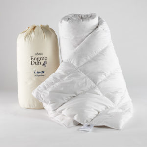EngmoDun Louise Duvet - Jag fryser ibland (I sometimes freeze)